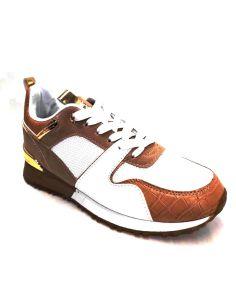 Zapatillas deportivas Combinadas Beig con Blanco HF