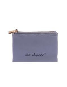 Monedero Don Algodon Azul serie Uno