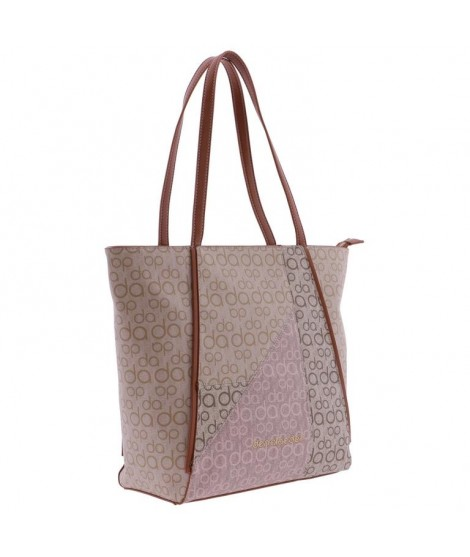 Bolso Shopping Don Algodon Multicolor serie Quince