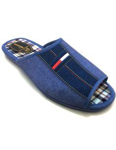 Zapatillas de Casa hombre Ducados Alcalde Abiertas