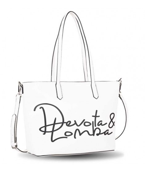Bolso Shopping Devota & Lomba Signed en Blanco