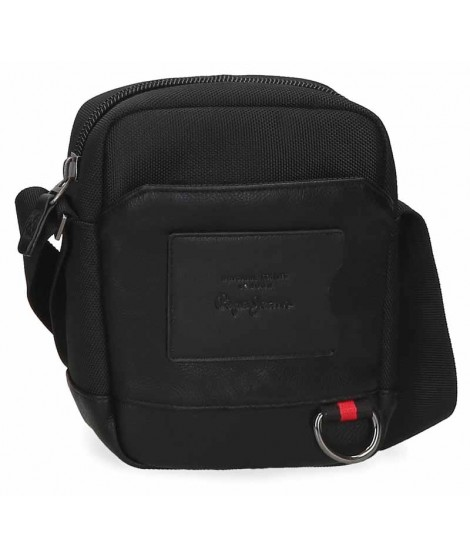 Bolso hombre Pepe Jeans Counter Negro