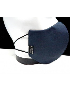 Mascarilla de Ferchi XL Higienica y Lavable Azul Marino y Negra