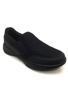 Zapatilla deportiva hombre sin Cordones Rejilla Phylon en Negras