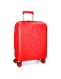 Maleta de Disney para Cabina Mickey Premium en Roja
