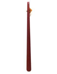 Calzador de Acero forrado en Piel Ubrique Rojo