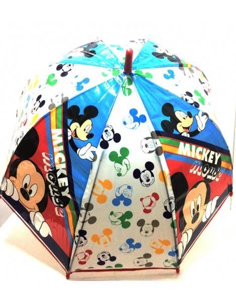 Paraguas transparente Mickey
