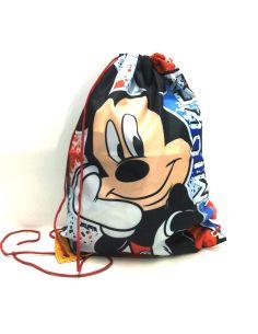 Mochila saco Infantil Disney Mickey
