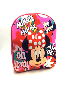 Mochila infantil Minnie Disney en 3D