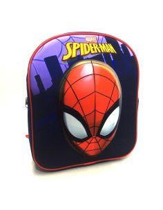 Mochila infantil Spiderman Marvel 3D