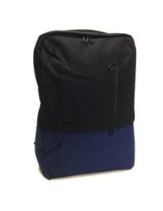 Mochila para llevar el Portátil en Azul con Negro
