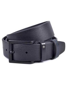 Cinturon de piel para Hombre Bellido Urban en Negro