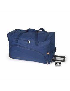 Bolso de Viaje con ruedas 60cm Week Azul