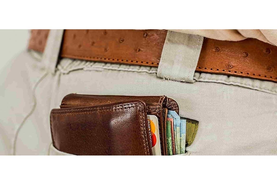 Complementos para hombre - Monederos, Cinturones, Bolsos